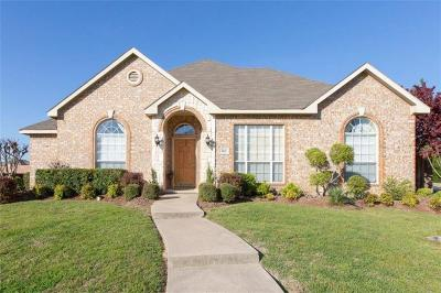 Mesquite Single Family Home For Sale: 3121 Cottage Lane