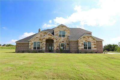 Parker County Single Family Home For Sale: 110 Signature Court
