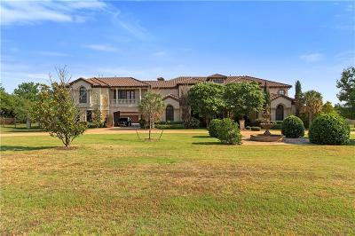 Flower Mound Single Family Home For Sale: 5805 Shorefront Lane