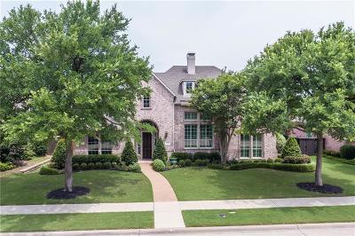 Frisco Single Family Home For Sale: 5575 Mallard Trace