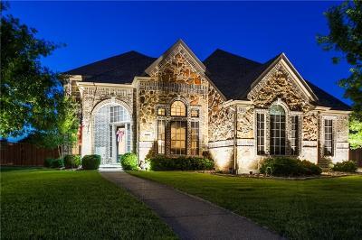 Sachse Single Family Home Active Option Contract: 5609 Burlwood Estates Drive
