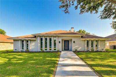 Single Family Home Active Option Contract: 10242 Chimney Hill Lane