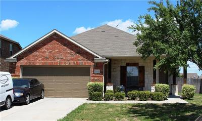 Seagoville Single Family Home Active Option Contract: 3020 Melrose Drive