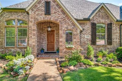 McKinney Single Family Home Active Contingent: 2108 Hobkirks