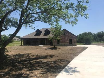 Springtown Single Family Home For Sale: 212 Wrigley Drive