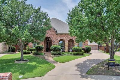 Keller Single Family Home For Sale: 2402 Creekwood Court