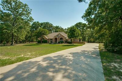 Quinlan Single Family Home For Sale: 2217 Hideaway Lane