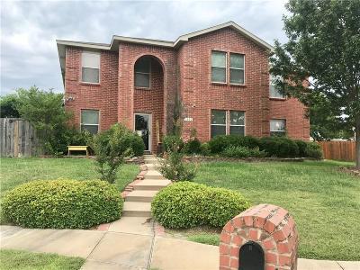 Rockwall Single Family Home For Sale: 1602 Creekridge Court