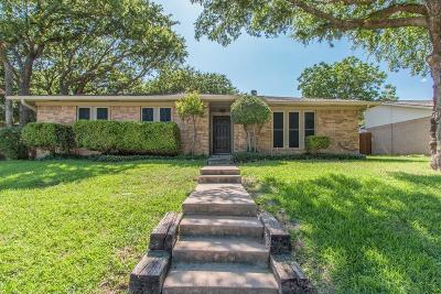 Coppell Single Family Home For Sale: 105 Heather Glen Drive