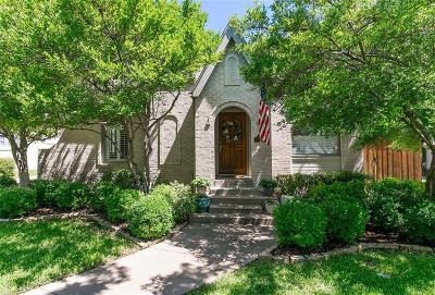 Dallas Single Family Home For Sale: 2908 Dyer Street