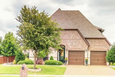 Forney Single Family Home For Sale: 501 Mimosa Trail