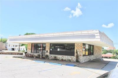 Breckenridge Commercial For Sale: 420 W Walker Street