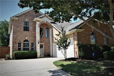 McKinney Single Family Home Active Option Contract: 6213 Crator Drive