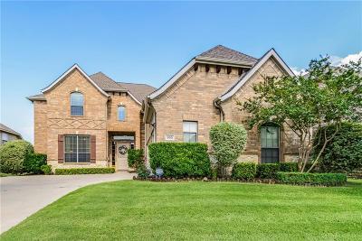 Keller Single Family Home For Sale: 905 Forest Park Court