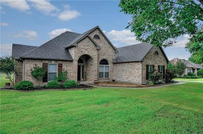 Sherman Single Family Home Active Contingent: 372 Tee Taw Circle