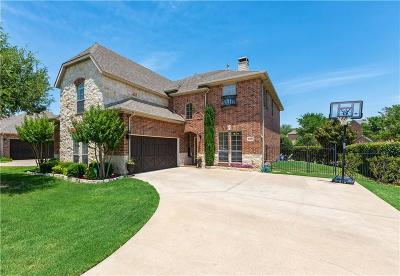 Keller Single Family Home Active Option Contract: 2215 Frio Drive
