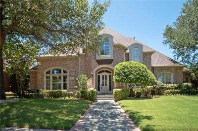 Frisco Single Family Home For Sale: 4625 Post Oak Drive