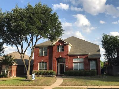 Plano TX Single Family Home For Sale: $476,800