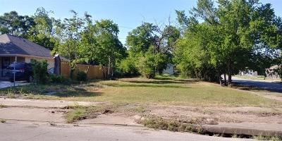 Fort Worth Residential Lots & Land For Sale: 1349 E Allen Avenue E