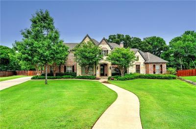 Sherman Single Family Home For Sale: 2809 Goodnight Circle