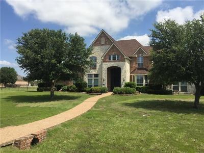 Lucas Single Family Home For Sale: 375 Bee Caves Road