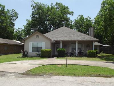 Royse City Single Family Home For Sale: 209 E County Line Road