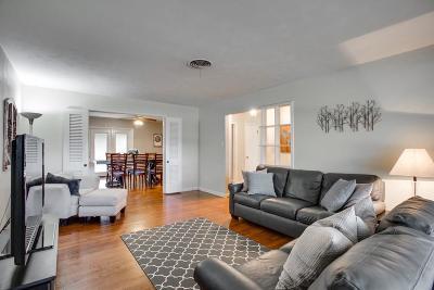 Plano TX Single Family Home Active Option Contract: $215,000