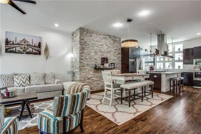 Dallas, Fort Worth Townhouse For Sale: 4606 Steel Street