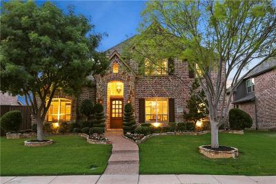 Frisco Single Family Home For Sale: 4562 Siena Drive