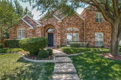 Allen Single Family Home Active Option Contract: 1315 Granger Drive