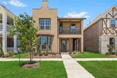 Frisco Single Family Home For Sale: 4074 Curtiss Drive