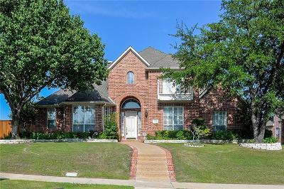 Richardson Single Family Home Active Option Contract: 3501 Hillrose Drive