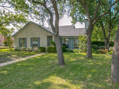 Plano TX Single Family Home Active Option Contract: $234,900