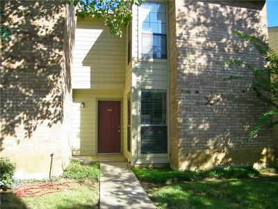 Colleyville Condo Active Option Contract: 1815 Maplewood Trail