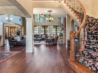 Fort Worth TX Single Family Home For Sale: $1,395,000
