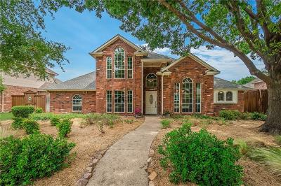 Allen Single Family Home For Sale: 1011 Brookview Drive