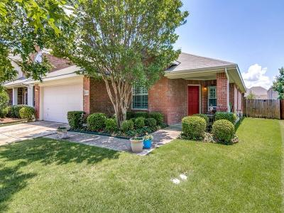 Sachse Single Family Home Active Option Contract: 5110 Smithfield Court