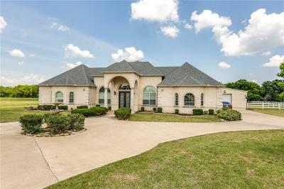 Royse City Single Family Home For Sale: 677 Horseshoe Bend