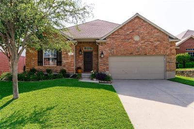 Plano Single Family Home Active Option Contract: 9628 Anns Way