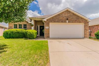Fort Worth Single Family Home For Sale: 6301 Granite Creek Drive