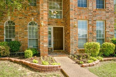 The Colony Single Family Home For Sale: 5633 Norris Drive