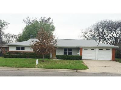 North Richland Hills Residential Lease For Lease: 4721 Mackey Drive