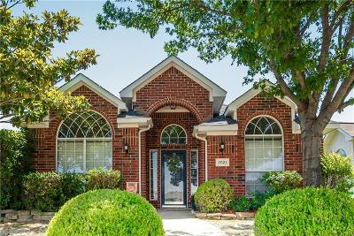 Rowlett Single Family Home Active Option Contract: 7021 Mazy Lane