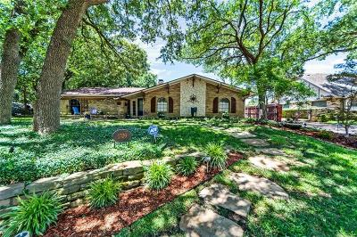 Irving Single Family Home Active Option Contract: 1709 Timbers Drive