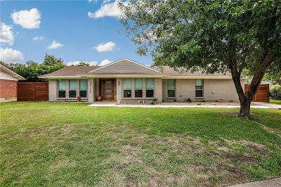 Farmers Branch Single Family Home Active Option Contract: 3428 Ridgeoak Way
