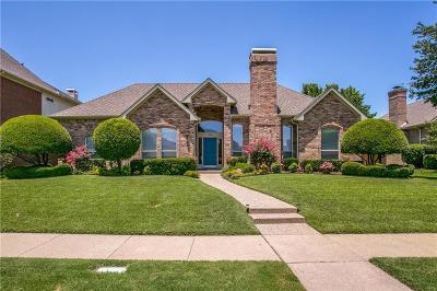 Plano TX Single Family Home Active Option Contract: $399,900