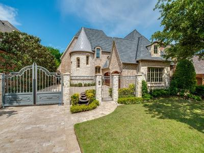 Frisco TX Single Family Home For Sale: $1,395,000