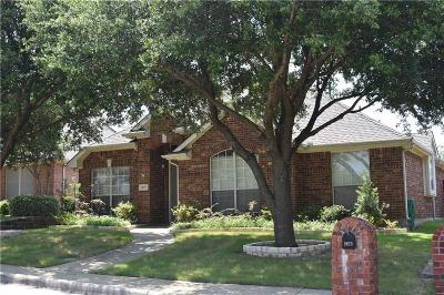 Rockwall Single Family Home Active Option Contract: 2075 Crestlake Drive