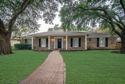 Farmers Branch Single Family Home For Sale: 3161 Berrymeade Lane