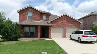 McKinney Single Family Home Active Option Contract: 5728 Eureka Bend